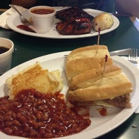 Photo taken at Ranch House BBQ by Julio C. on 8/6/2012