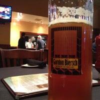 Photo taken at Gordon Biersch Brewery Restaurant by Greg O. on 4/3/2012
