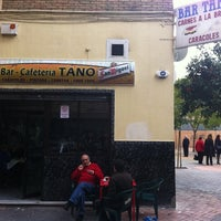 Photo taken at Bar Tano by Javier M. on 1/9/2011