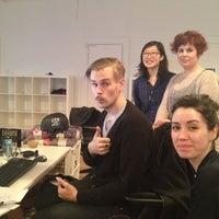 Photo taken at Kollabora by Nora A. on 3/9/2012