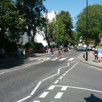 Photo taken at Abbey Road Studios by Rodrigo F. C. on 9/7/2012