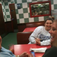 Photo taken at Huddle House by Barry B. on 3/12/2012