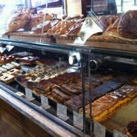 Photo taken at Paul Bakery Cafe by Claudia C. on 4/27/2012