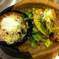 Photo taken at Qdoba Mexican Grill by Lenny L. on 3/8/2012