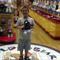 Photo taken at Build-A-Bear Workshop by Alexis A. on 7/8/2012