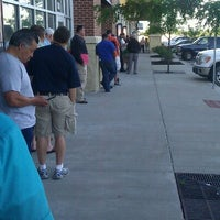 Photo taken at Johnson County Motor Vehicle Office by Majid G. on 5/30/2012