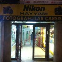 Photo taken at Hayyam Pasajı by özcan on 3/15/2012