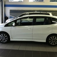 Photo taken at Mohawk Honda by Dave M. on 8/14/2012