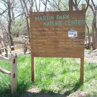 Photo taken at Martin Park Nature Center by William M. on 3/24/2012