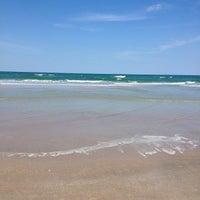 Photo taken at Wilbur-by-the-Sea Beach by Ryan B. on 6/3/2012