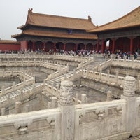 Photo taken at Forbidden City (Palace Museum) by Daniele L. on 8/8/2012