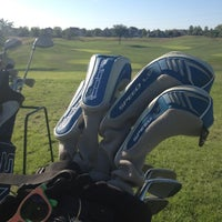 Photo taken at Tiffany Greens Golf Club by Penny H. on 8/19/2012