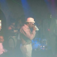 Photo taken at Area Ultra Lounge by A L. on 5/20/2012