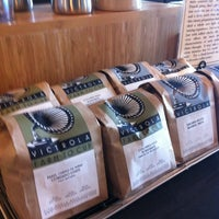 Photo taken at Victrola Coffee Roasters (Amazon Campus) by C.Y. L. on 3/7/2012