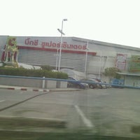 Photo taken at Big C (บิ๊กซี) by Mammoly on 8/14/2012