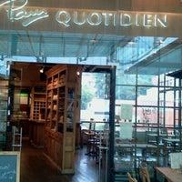 Photo taken at Le Pain Quotidien by Juan L. on 5/24/2012