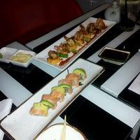 Photo taken at Yen Sushi Karaoke & Lounge by Vanessa R. on 5/24/2012