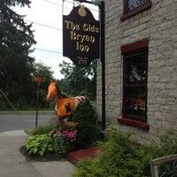Photo taken at Olde Bryan Inn by Lisa on 7/7/2012