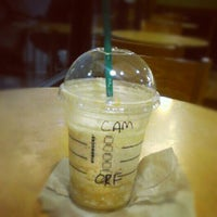 Photo taken at Starbucks by Cameron N. on 9/9/2012