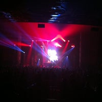Photo taken at Arvest Bank Theatre at the Midland by Myles G. on 7/21/2012