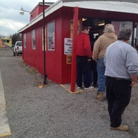 Photo taken at Red Caboose by Joe V. on 2/18/2012