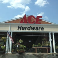 Photo taken at Rick's Ace Hardware by Manuel H. on 7/6/2012