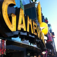 Photo taken at GameWorks by Rick W. on 2/21/2012