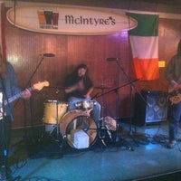 Photo taken at McIntyre's Pub by Jarred A. on 2/27/2012