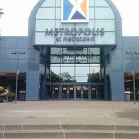 Photo taken at Metropolis at Metrotown by Jennie E. on 6/21/2012