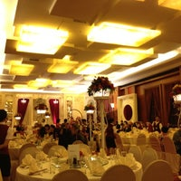 Photo taken at Angke Restaurant & Function Hall by Irsan G. on 5/6/2012