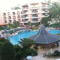 Photo taken at Accra Beach Hotel & Spa by Jamie H. on 8/19/2012