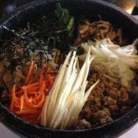 Photo taken at Cho Dang Tofu & BBQ by Mackie T. on 5/30/2012