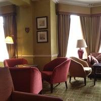 Photo taken at Richmond Gate Hotel by Jennie W. on 6/2/2012