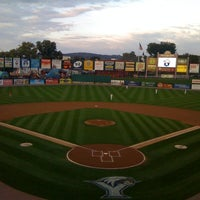 Photo taken at PeoplesBank Park by Molly B. on 9/30/2011