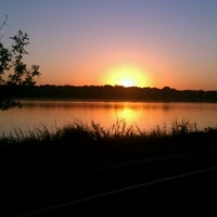 Photo taken at White Rock Lake by David M. on 10/16/2011