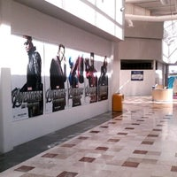 Photo taken at Cinépolis by David A. on 4/1/2012