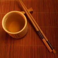 Photo taken at Wasabi Sushi by Alex K. on 12/4/2011