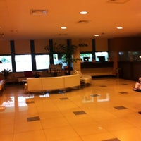 Photo taken at Best Western Plus Blue Square Hotel by Raquel Elisa M. on 7/17/2012