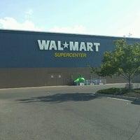 Photo taken at Walmart Supercenter by Kelly G. on 8/4/2012