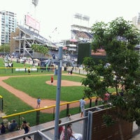 Photo taken at Padres Store by Susan S. on 9/9/2012