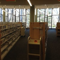 Photo taken at Fairfax County Public Library - Dolley Madison by Merlin P. on 2/9/2012
