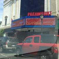 Photo taken at The Paramount by Karin M. on 4/16/2012