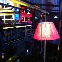 Photo taken at Zift Cafe Bar by Melih I. on 9/3/2012