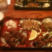 Photo taken at Edo Japanese Restaurant by Ben C. on 12/4/2011