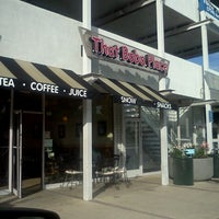 Photo taken at That Boba Place by Marcelle on 10/28/2011