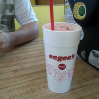 Photo taken at Eegees by Kelsea O. on 8/23/2011