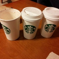 Photo taken at Starbucks by Vanesa S. on 9/3/2012