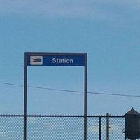 Photo taken at Detroit Amtrak Station (DET) by GB on 5/5/2012