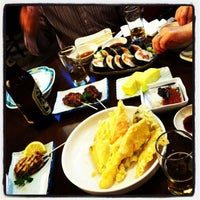 Photo taken at Aki Japanese Restaurant by Junnn on 7/21/2012