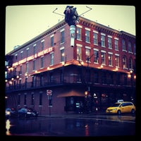 Photo taken at Pearl Street Grill & Brewery by Pat M. on 3/24/2012